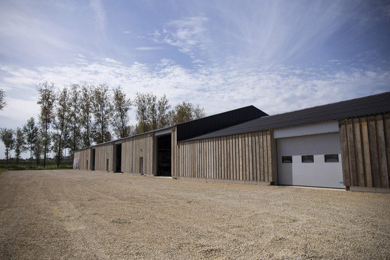 isolatie steigerhout recyclage