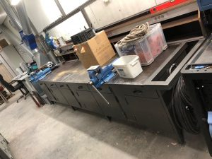 werkstation recyclage